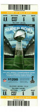 Super Bowl XLV 45 Full Ticket GREAT CONDITION