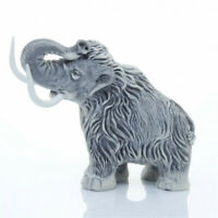Mammoth Marble Figurine Unique Gift Animal Manual Processing  #2