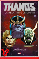LA RELATIVITE DE L'INFINI Janv 2016 Marvel Panini INFINITY WAR THANOS # NEUF #