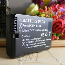 Buy En El14 Camera Batteries For Nikon Coolpix Ebay