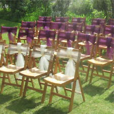 Unbranded Wooden Wedding Table Decorations Chairs