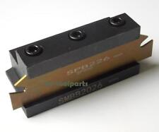 SPB226 SPB26-2mm Parting Blade Grooving Cut-Off Cutter Plate SMBB2026 Toolholder