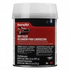 Bondo 261;Body Filler; Use To Repair Fiberglass/ Wood/ Metal/