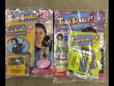 2 X THE STORY OF TRACY BEAKER DISC 11 AND 13 BRAND NEW MAGAZINE  AND  DVD