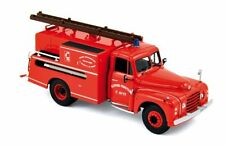 Citroen T46 1962 Pompiers Pompe Guinard 1:43 Model NOREV