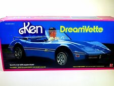 NIB BARBIE DOLL 1984 DREAM VETTE KEN CAR VINTAGE