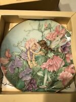 Complete Set of 12 Flower Fairy Plates Heinrich Cicely Mary Barker *MINT*