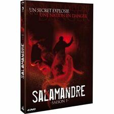 DVD - Coffret Salamandre, saison 1 - Filip Peeters, Bouw Koen De, Mike Verdrengh