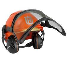 Husqvarna Classic Forest Helm mit Gehörschutz Forstschutzhelm Waldhelm