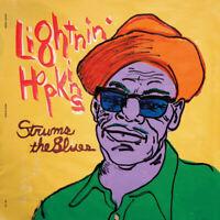 Lightnin Hopkins - Strums The Blues [New Vinyl LP] 180 Gram, Reissue