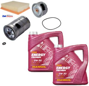 FOR LAND ROVER DISCOVERY 2 TD5 NEW SERVICE FILTER KIT INCLUDING OIL, FILTERS