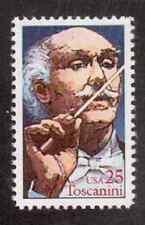 Scott #2411...25 Cent...Toscanini...20 Stamps