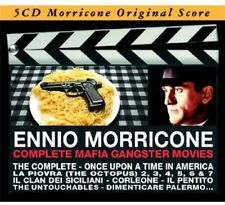 Ennio Morricone - Complete Mafia Gangster Movies [New CD] Germany - Import