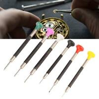 Practical 6pcs Screwdriver Set Eyeglass Watch Jewelry Watchmaker Repair Tool Kit