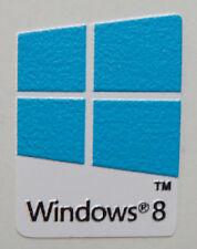Windows 8  Sticker Logo Decal for laptop/desktop PC -Blue-embossed