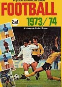 STICKERS IMAGE VIGNETTE AGEDUCATIF - FOOTBALL 1973 / 1974 -  a choisir