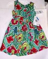NWT Bonnie Baby Sz 24 Months Peekaboo Back Dress/ Bloomers