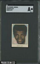 "1962 Rekord Journal Boxing Cassius Clay SGC Authentic "" RARE """