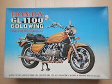 FUJIMI HONDA GL1100 GOLD WING 1/15 scale Model Kit VINTAGE RARE