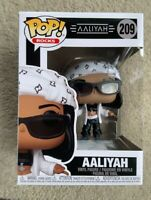 Aaliyah Funko Pop Vinyl New in Box