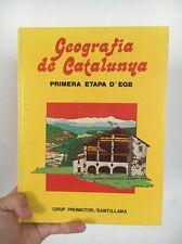 Geografia de Catalunya D'egb Hardcover 1981