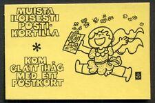 Finland Ha13Ia (Scott 555a), No. 1735 Phosphoresence Booklet, Facit $14.40