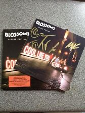 BLOSSOMS Cool Like You Deluxe CD with ACOUSTIC VERSION * SIGNED/AUTOGRAPHED*