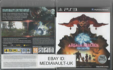 FINAL FANTASY XIV A REALM REBORN - PS3 ONLINE ONLY GAME - BRAND NEW SEALED - UK
