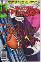Amazing Spiderman #213 ORIGINAL Vintage 1981 Marvel Comics Wizard