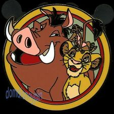 Disney Pin Disney's *Best Friends* Mystery Series - Simba, Timon & Pumbaa!