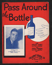 Pass Around the Bottle Sheet Music