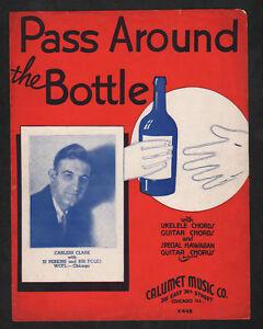 Pass Around the Bottle Sheet Music