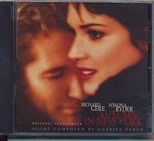 Autumn In New York soundtrack cd promo