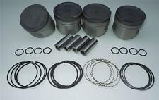 NIPPON RACING JDM DSM 2G STYLE FULL FLOATING PISTONS 4G63T 8.5:1 COMP 85.50MM