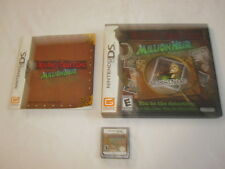 Mystery Case Files: MillionHeir (Nintendo DS) Original Complete Excellent!