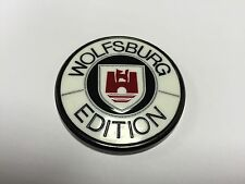 Wolfsburg Badge For VW Golf Polo T25 T3 Transporter Brand New