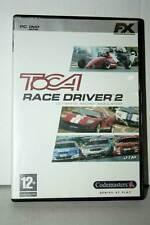 TOCA RACE DRIVER 2 GIOCO USATO PC DVD VERSIONE ITALIANA RS2 39457