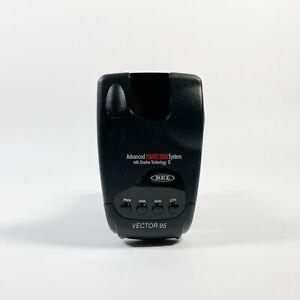 Bel Beltronics Vector 95 Advanced Protection Radar Detector Shadow Technology II