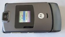 UNLOCKED Motorola Moto RAZR V3m Flip CDMA Camera Cell Phone *GUARANTEED*