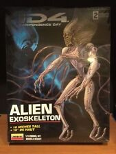 #77312 Lindberg iD4 Independence Day Alien Endoskeleton Model KIT NEW IN THE BOX
