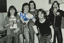 "Mark Evans ""AC/DC"" Autogramm signed 20x30 cm Bild"