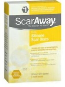 ScarAway Professional Silicone Daily Discs 30CT 070030511678YN