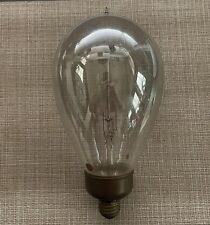 Antique Sunbeam Mazda Over Sized Light Bulb. 5 X 10 Inch