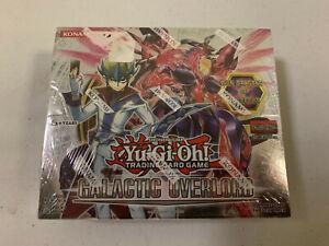 Yu-Gi-Oh! Galactic Overlord Booster Box