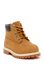 Brand New Timberland Premium Boots Rust Brown Toddlers Size 6 Very Nice!!!