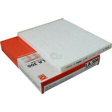 Original MAHLE / KNECHT Filter Innenraumluft Pollenfilter Innenraumfilter LA 306