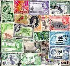 Nyassaland 50 timbres différents