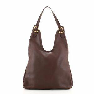 Hermes Massai Bag Leather 32