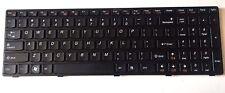 """25-013328 Lenovo B570 15.6"""" Laptop Keyboard 9Z.N5SSW.A01 Genuine"""