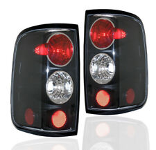 2004 2005 2006 2007 2008 FORD F-150 STYLESIDE REAR TAIL BRAKE LIGHTS BLACK NEW